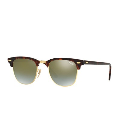 Ray-BanClassic Clubmaster Acetate Sunglasses - Brown