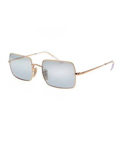 Ray-Ban Square Sunglasses - Brown