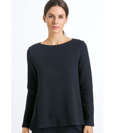 Hanro Pure Comfort - Long Sleeved Top