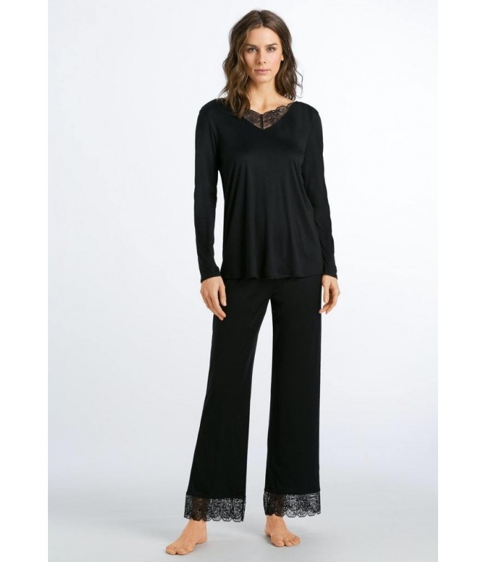 Hanro Wanda - Long Sleeved Pyjamas