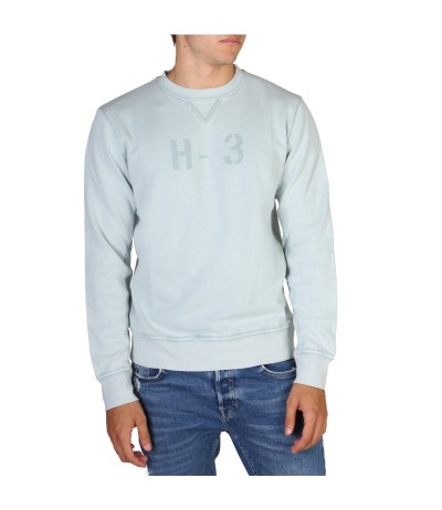 Hackett Light blue Crew neck sweater