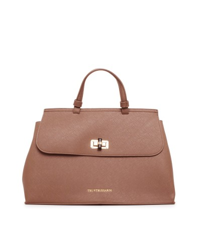 Trussardi Women's Front Lock Bag
