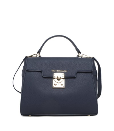 Trussardi Grained  Leather Bag