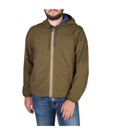 K-Way Double-side zip Jacket