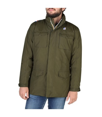 K-Way Manfield Thermo Zip  Jacket