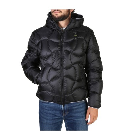 Blauer Hooded Coat