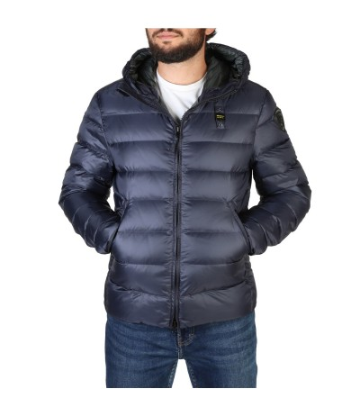 Blauer Hooded Down Jacket