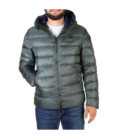 Blauer Lightweight Black Quilted Jacket