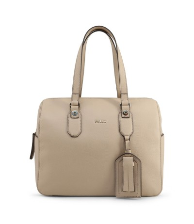 Furla Women's Emma S Leather Satchel