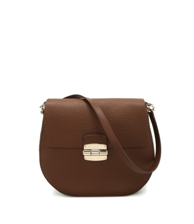 Furla Envelope Leather Crossbody Bag