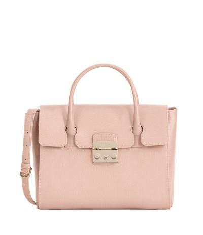 Furla  Boxyz Top Handle Bag - Pink
