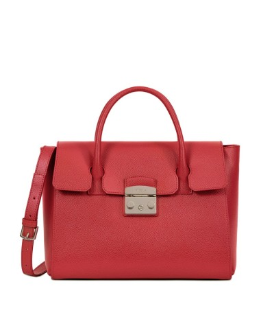 Furla Elegant Bag in red