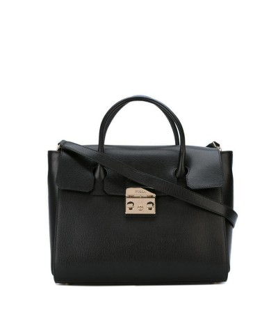Furla Squared Bag in Black