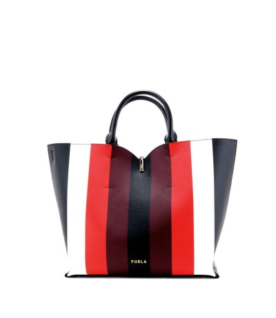 Furla Ribbon top-handle volume bag