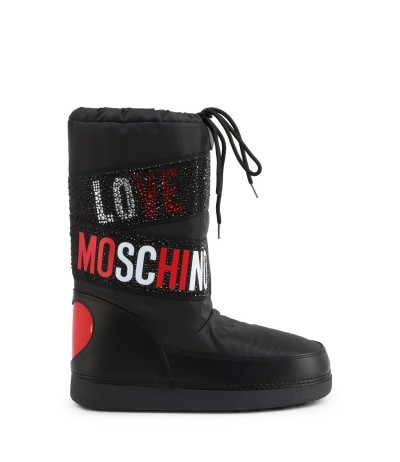 Love Moschino Synthetic Fibers Boots