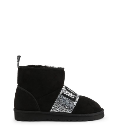 Love Moschino Women's Suede Ankle Boots