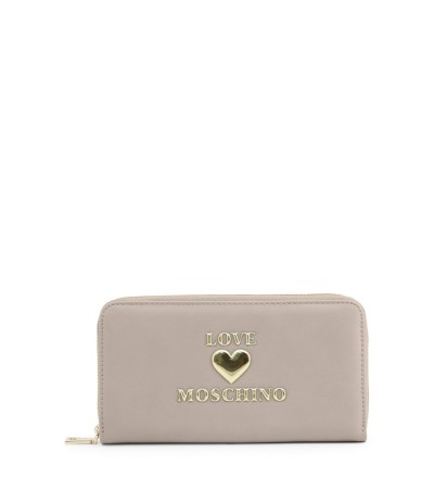 Love Moschino Branded Large Wallet