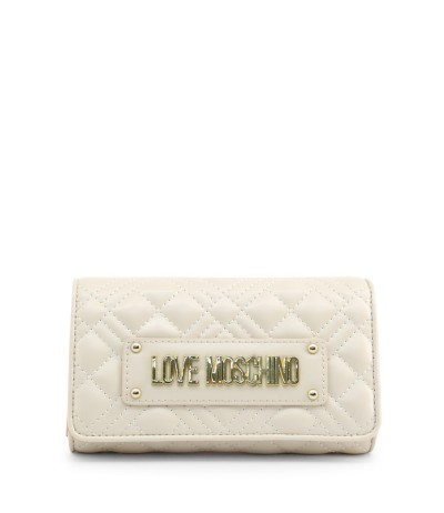 Love Moschino Structure Quilted Purse
