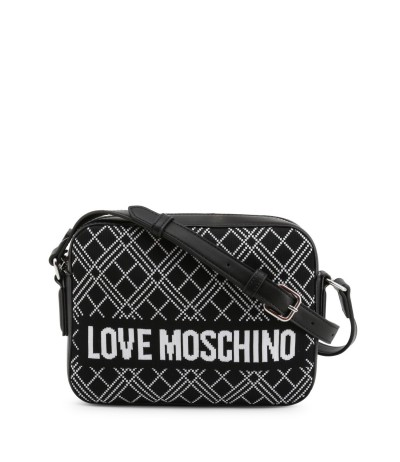 Love Moschino Embroidered Evening Bag