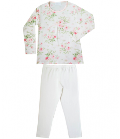 Girl's Pajama Set