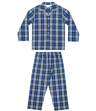 Plaid Sleep Set