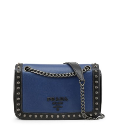 Prada GLACE Two-toned bag
