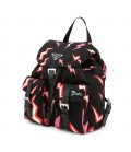 Prada Fabric Printed Backpack
