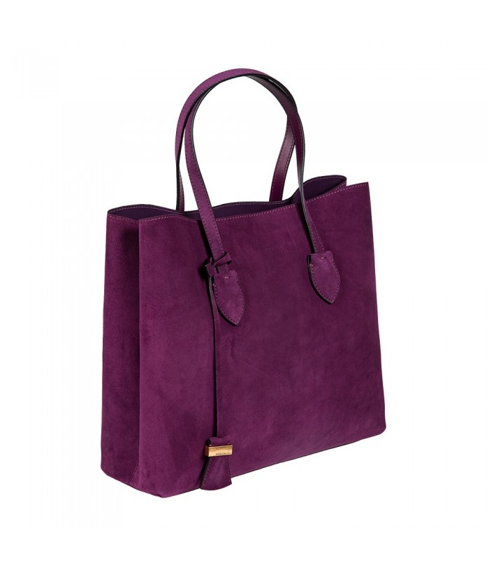 Coccinelle Suede Tote