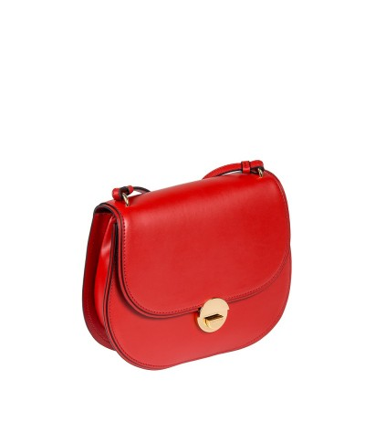 Violaine Mini Leather Bag
