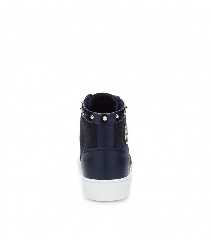 Gensia High Leather Sneaker