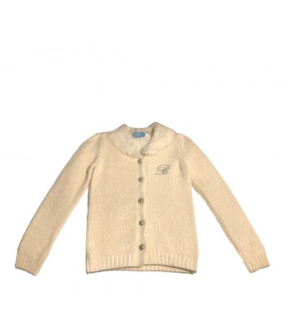 Miss Blumarine Girls Jacket