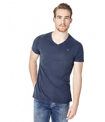 GUESS V-NECK T-SHIRT