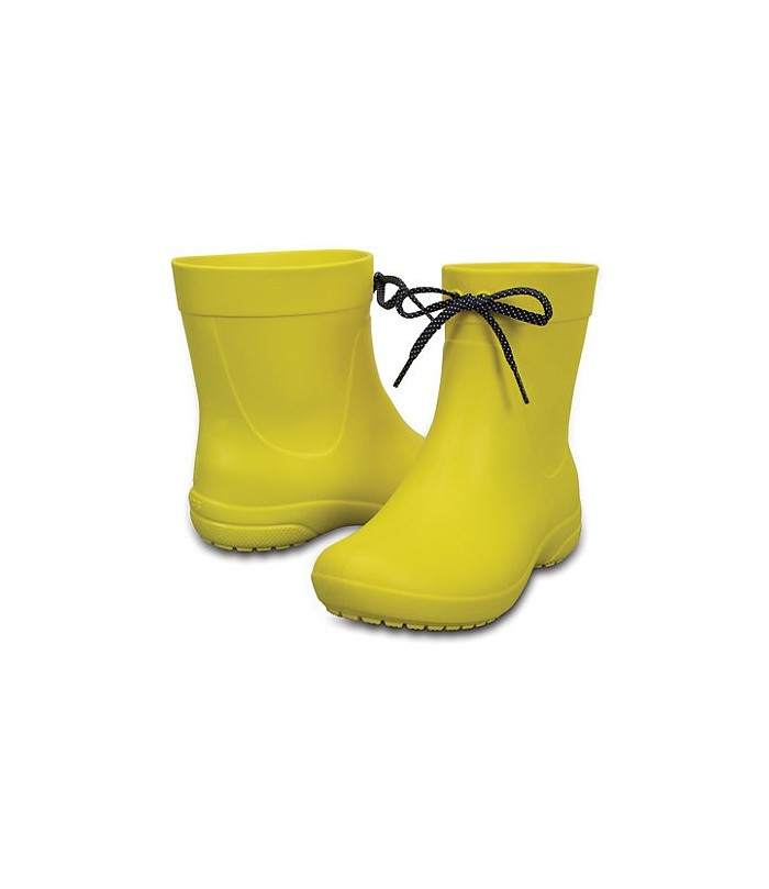 Women's Crocs Freesail Shorty Rain Boots
