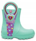 Crocs Kids Handle It Graphic Boots