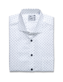 Old Captain Men's Barfleur White Shirt
