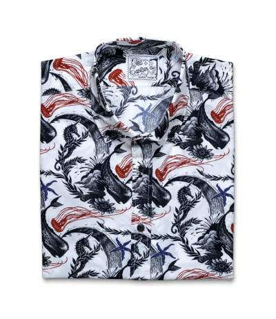 Old Captain Men's Baja Shirt