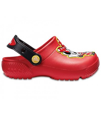 Kids' Crocs Fun Lab Minnie Mouse Clog