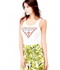 LOGO TRIANGLE TANK TOP