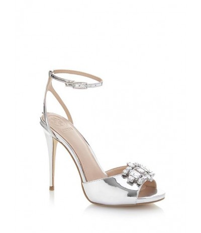 GUESS TOREY JEWEL APPLIQUÉ SANDAL
