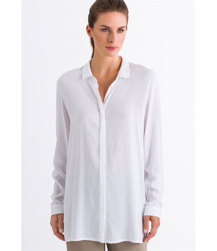 HANRO Favourites Long Sleeve Shirt