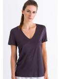 HANRO Easy Wear Short Sleeve Shirt