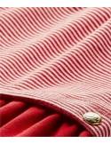 Petit Bateau Baby girl's milleraies-striped dress