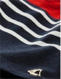 Petit Bateau Baby girl's striped blouse