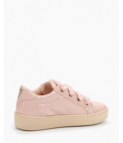 GUESS  URNY PATENT SNEAKER