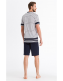 Hanro Shor Sleeve Pajama