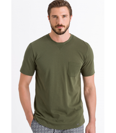 HANRO Basil Short Sleeve Shirt
