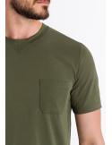 HANRO Basil Short Sleeve Shirt