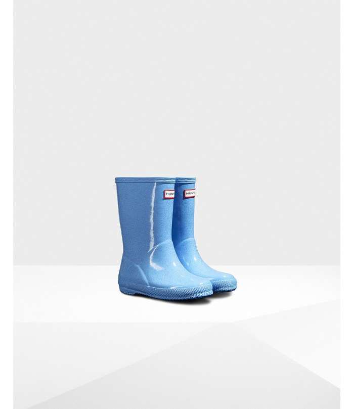 Hunter original kids first classic starcloud wellington boots