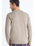 Hanro Living Long Sleeved Shirt