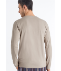 Hanro Living Long Sleeved Shirt